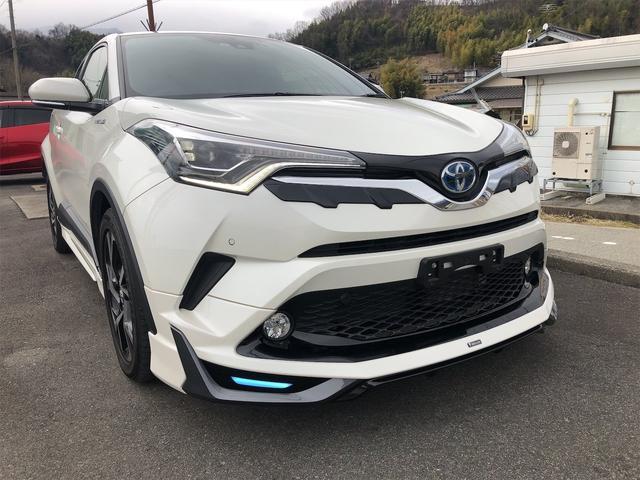 「トヨタ」「C-HR」「SUV・クロカン」「長野県」の中古車6