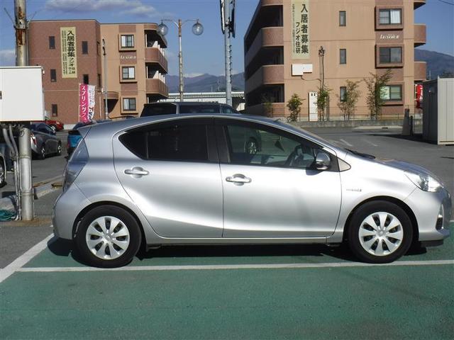 トヨタ アクア S ナビTV ロングラン保証