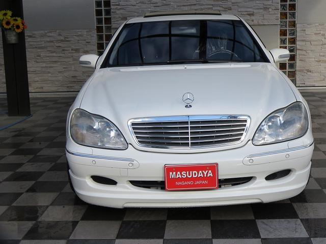 メルセデス・ベンツ M・ベンツ S600L 左ハンドル