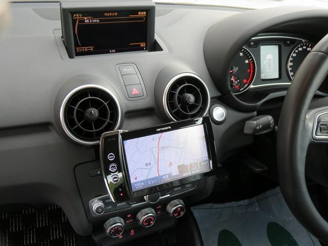 アウディ アウディ A1 ブラックスタイリング エディション 100台限定車