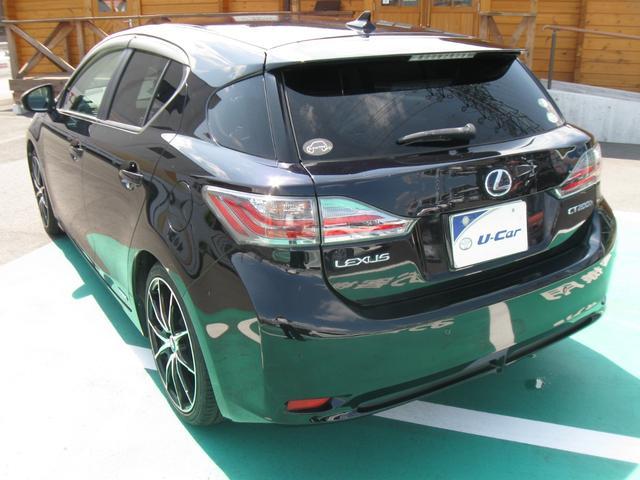 「レクサス」「CT」「コンパクトカー」「長野県」の中古車9