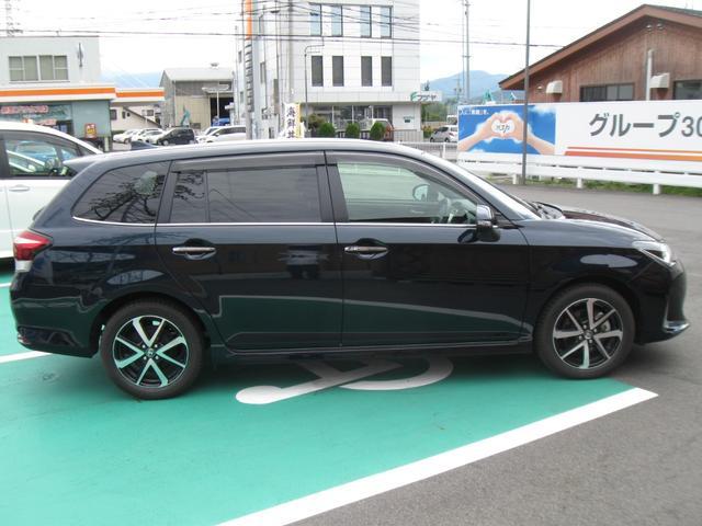 「トヨタ」「カローラフィールダー」「ステーションワゴン」「長野県」の中古車5
