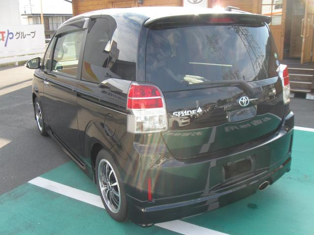 「トヨタ」「スペイド」「ミニバン・ワンボックス」「長野県」の中古車9