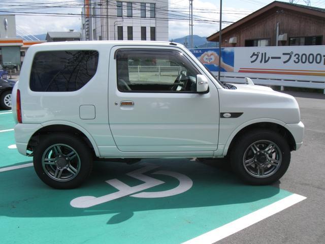 「スズキ」「ジムニー」「コンパクトカー」「長野県」の中古車5