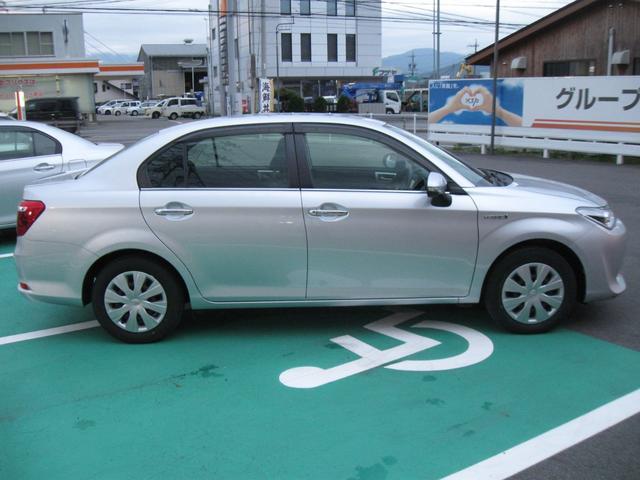 「トヨタ」「カローラアクシオ」「セダン」「長野県」の中古車5