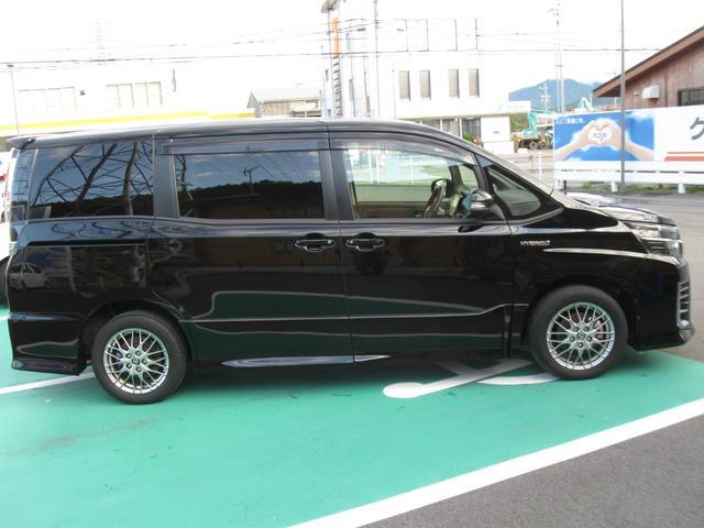 「トヨタ」「ヴォクシー」「ミニバン・ワンボックス」「長野県」の中古車5