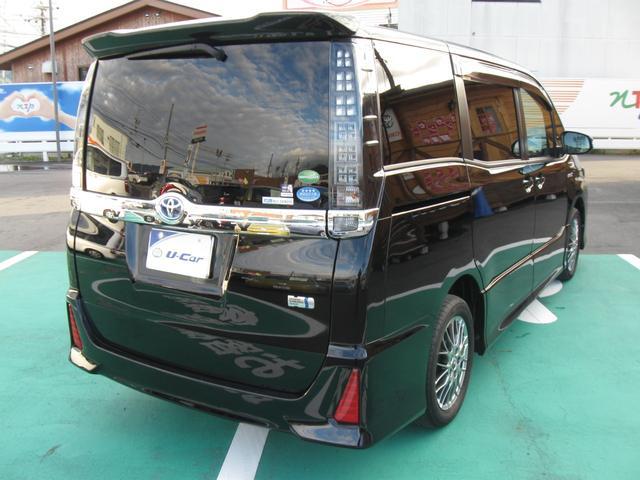 「トヨタ」「ヴォクシー」「ミニバン・ワンボックス」「長野県」の中古車7