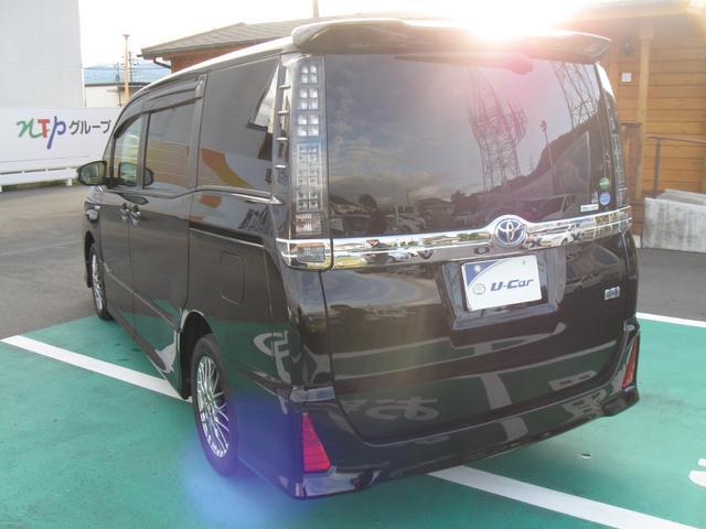 「トヨタ」「ヴォクシー」「ミニバン・ワンボックス」「長野県」の中古車9