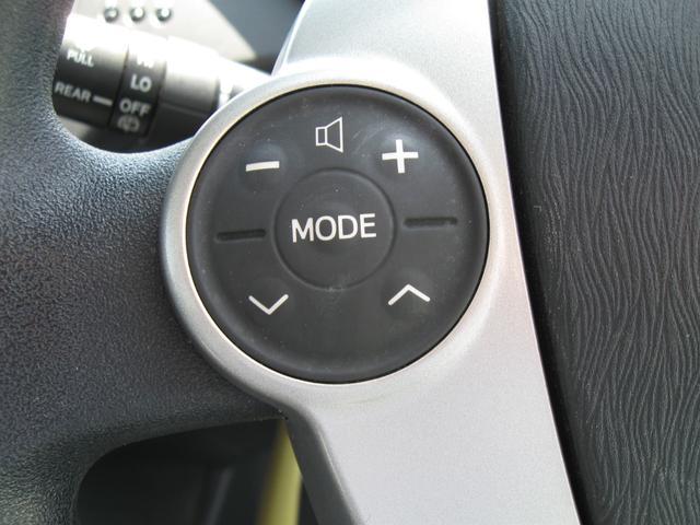 ステアリングスイッチ左側 音量調節やオーディオ操作などができます♪