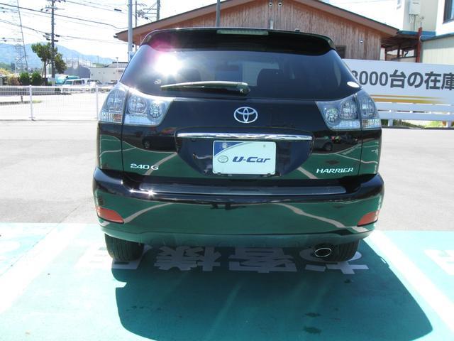 「トヨタ」「ハリアー」「SUV・クロカン」「長野県」の中古車3