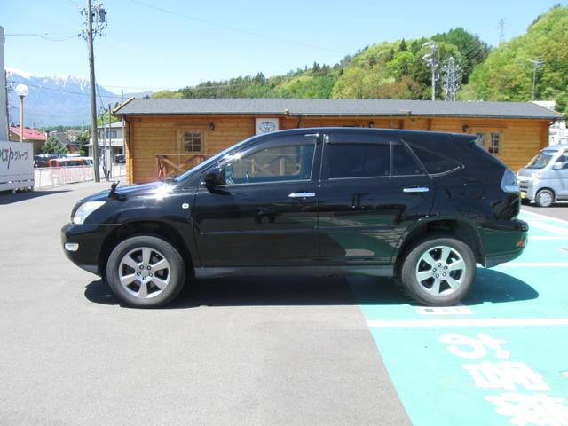 「トヨタ」「ハリアー」「SUV・クロカン」「長野県」の中古車5