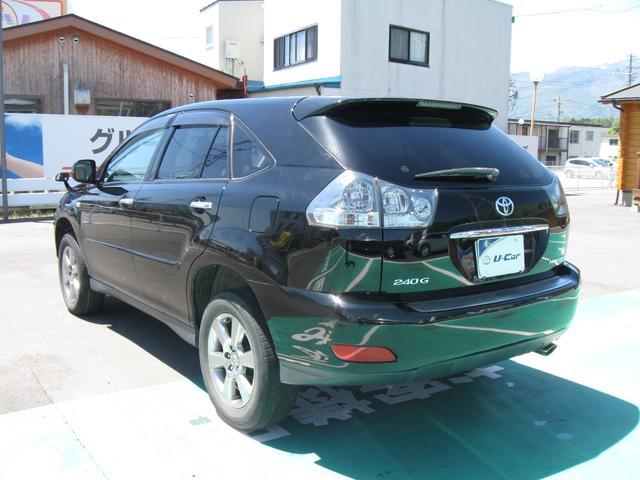「トヨタ」「ハリアー」「SUV・クロカン」「長野県」の中古車9