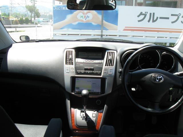「トヨタ」「ハリアー」「SUV・クロカン」「長野県」の中古車10
