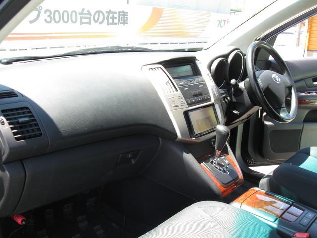 「トヨタ」「ハリアー」「SUV・クロカン」「長野県」の中古車21