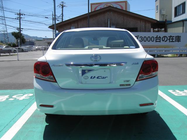 「トヨタ」「アリオン」「セダン」「長野県」の中古車3