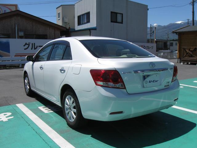 「トヨタ」「アリオン」「セダン」「長野県」の中古車9