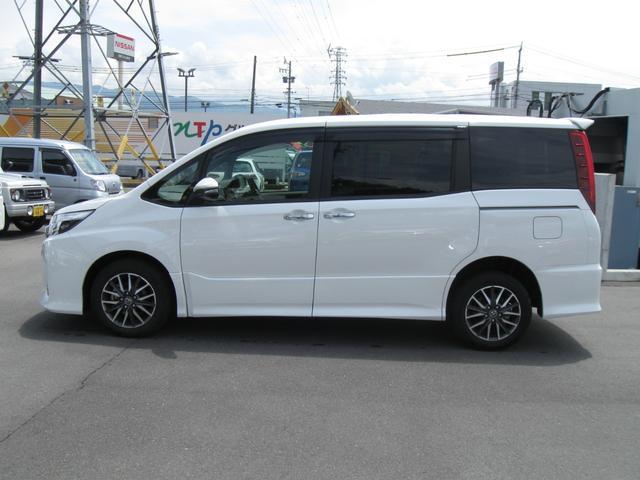 「トヨタ」「ノア」「ミニバン・ワンボックス」「長野県」の中古車5