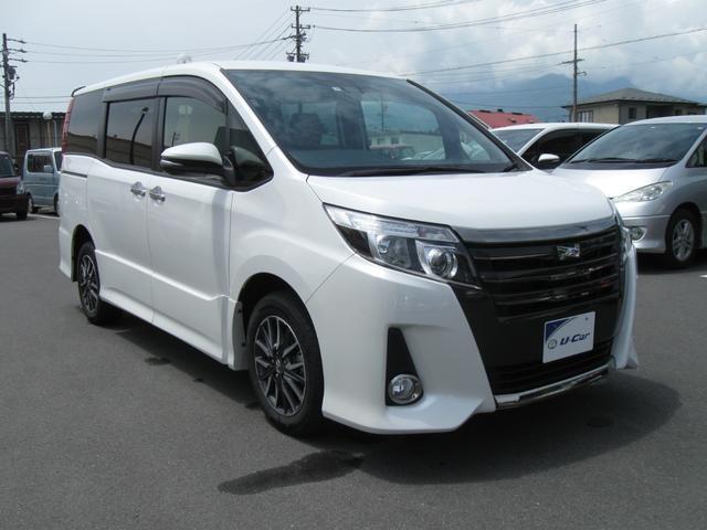 「トヨタ」「ノア」「ミニバン・ワンボックス」「長野県」の中古車6