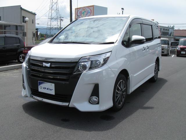 「トヨタ」「ノア」「ミニバン・ワンボックス」「長野県」の中古車7