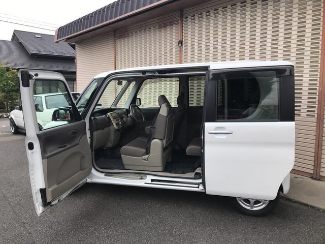 「ダイハツ」「タント」「コンパクトカー」「長野県」の中古車10