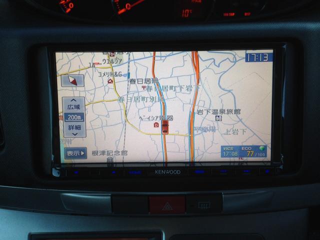 カスタム RS CVT ARREESTアルミ ナビTV DVD再生 ドライブレコーダー フルオートエアコン Bluetooth USB CD 電格ミラー 盗難防止 HID ターボ キーフリー Tチェーン モモ革巻ハン(27枚目)