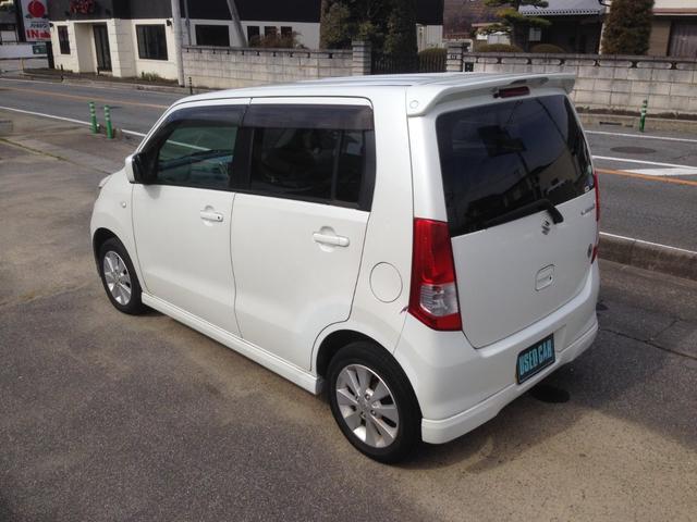 「スズキ」「ワゴンR」「コンパクトカー」「山梨県」の中古車7