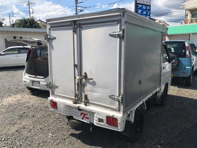 4WD エアコン 5速マニュアル ハイゼットデッキバン(5枚目)