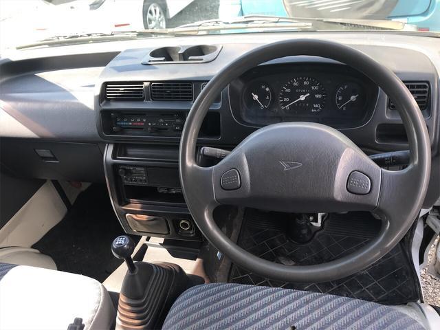 4WD エアコン 5速マニュアル ハイゼットデッキバン(12枚目)