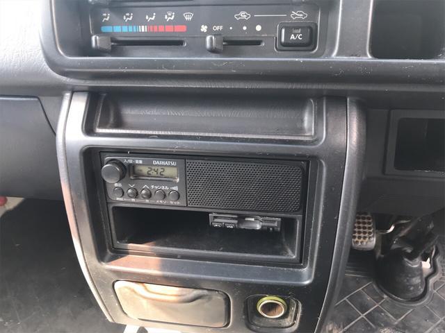 4WD エアコン 5速マニュアル ハイゼットデッキバン(16枚目)