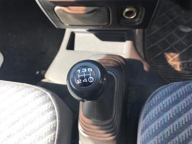 4WD エアコン 5速マニュアル ハイゼットデッキバン(17枚目)
