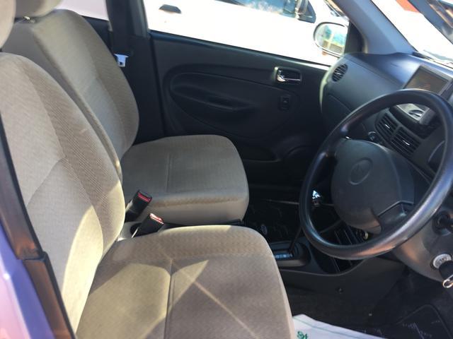 ダイハツ ミラ Lリミテッド 4WD ポータブルナビ キーレス CD