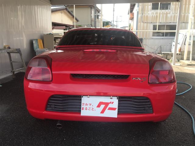 「トヨタ」「MR-S」「オープンカー」「山梨県」の中古車7