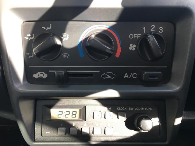 SDX 4WD エアコン パワステ 5速マニュアル 作業灯(14枚目)