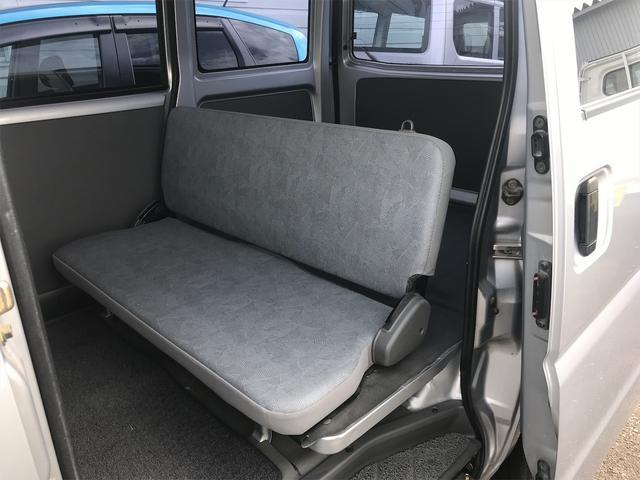 DX 標準ルーフ オートマ エアコン パワステ 2WD サイドバイザー(17枚目)