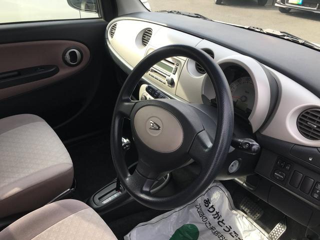 「ダイハツ」「ミラジーノ」「軽自動車」「山梨県」の中古車33