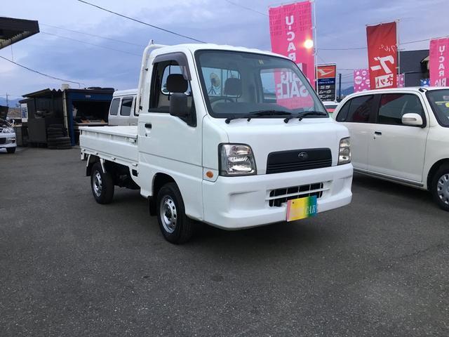 TB 4WD 5速マニュアル車 エアコン パワステ(7枚目)