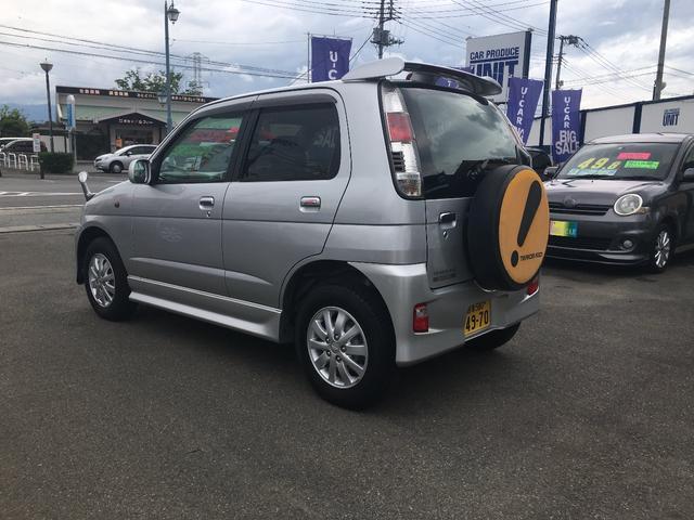 カスタムL ターボ 4WD ETC車載器 エアロ付(9枚目)