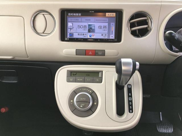 ココアX メモリーナビ ワンセグ キーフリーシステム ルーフレールレス 車検令和3年4月(24枚目)