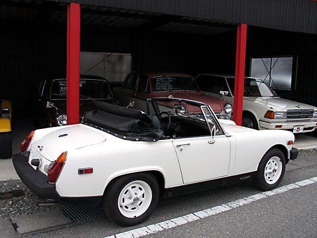 「MG」「ミゼット」「オープンカー」「山梨県」の中古車5
