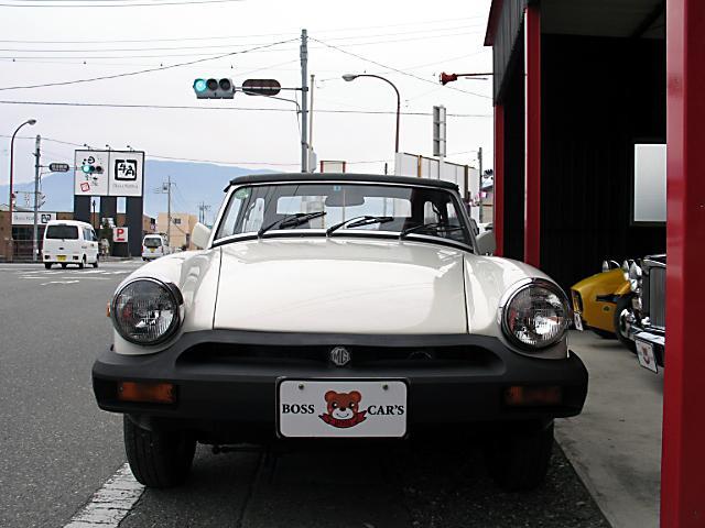 「MG」「ミゼット」「オープンカー」「山梨県」の中古車9
