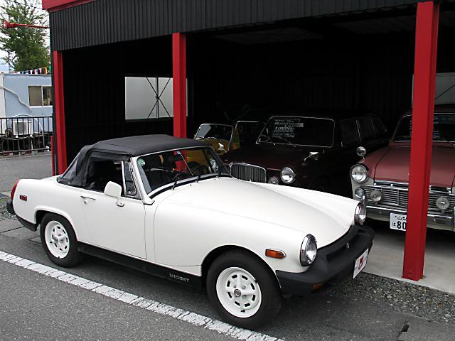 「MG」「MG ミゼット」「オープンカー」「山梨県」の中古車45