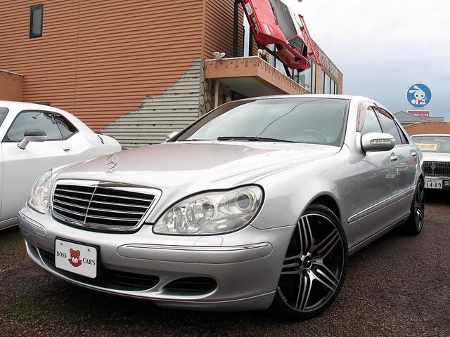 S350 後期 左H 黒本革 19アルミ(5枚目)