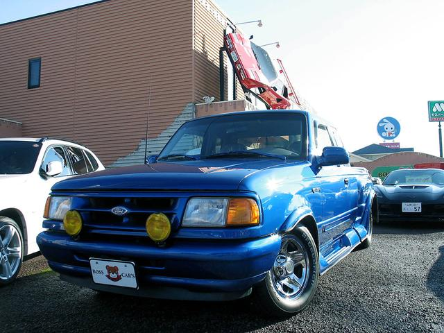 「フォード」「レンジャー」「SUV・クロカン」「山梨県」の中古車4