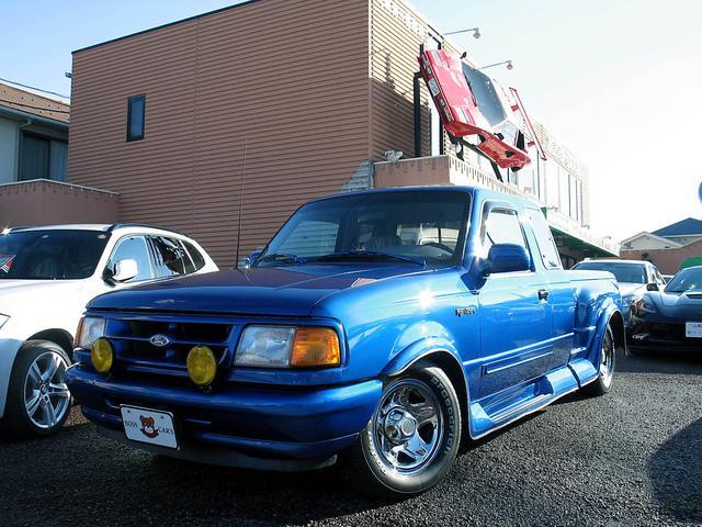「フォード」「フォード レンジャー」「SUV・クロカン」「山梨県」の中古車5