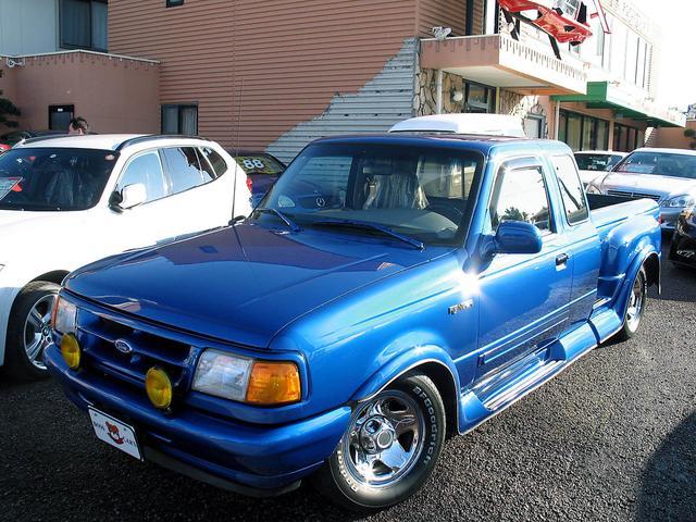 「フォード」「フォード レンジャー」「SUV・クロカン」「山梨県」の中古車6