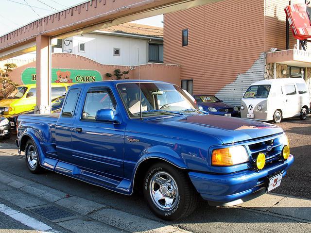 「フォード」「レンジャー」「SUV・クロカン」「山梨県」の中古車7