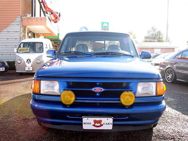「フォード」「フォード レンジャー」「SUV・クロカン」「山梨県」の中古車8