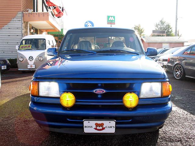 「フォード」「フォード レンジャー」「SUV・クロカン」「山梨県」の中古車9