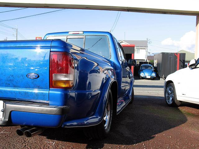 「フォード」「レンジャー」「SUV・クロカン」「山梨県」の中古車21