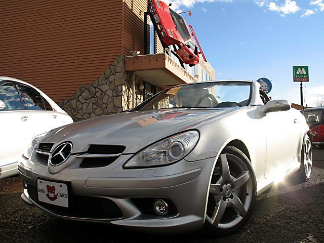 「メルセデスベンツ」「Mクラス」「オープンカー」「山梨県」の中古車3